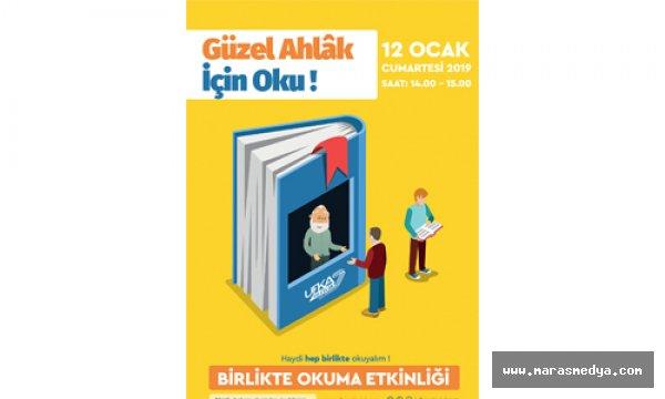 """""""GÜZEL AHLÂK İÇİN OKU"""""""