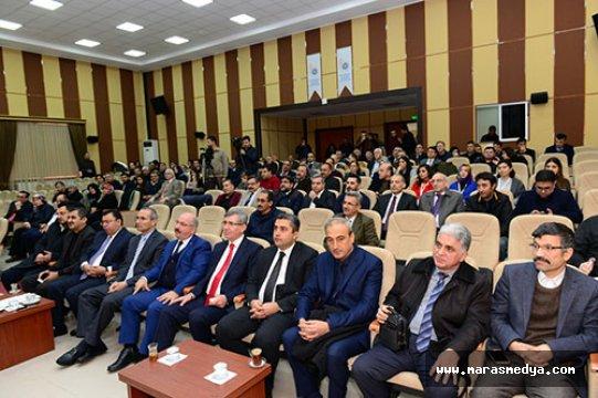 KSÜ'DE, TÜRKİYE'DE TARIMSAL YÜKSEK ÖĞRETİME BAŞLANMASININ 173. YILI KUTLANDI
