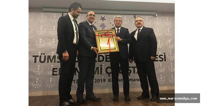 """ZABUN: """"KAHRAMANMARAŞ TÜRKİYE EKONOMİSİNE KATKILARDA BULUNUYOR"""""""