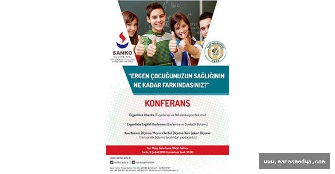 SANKO ÜNİVERSİTESİ NİZİP'TE BİLGİLENDİRME YAPACAK