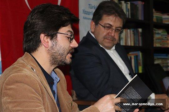 """TYB """"SERDAR YAKAR'LA SÖYLEŞİ"""" PROGRAMI DÜZENLEDİ"""