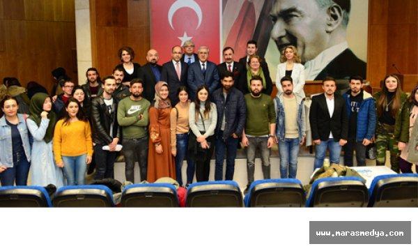 EMEKLİ ALBAY GÜLER'DEN 'BALKANLARA HÜZÜNLÜ VEDA' KONFERANSI