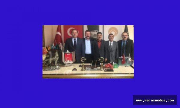 """""""TÜRK DEVLET VE SİYASET HAYATINDA YER ALAN ŞAHSİYETLER"""" PROGRAMI"""