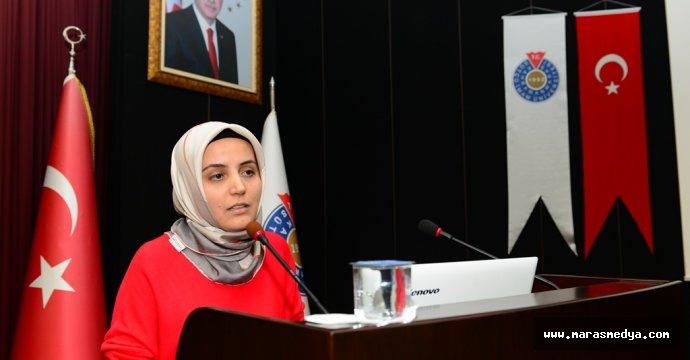 KSÜ'DE SIFIR ATIK BİLGİLENDİRME TOPLANTISI