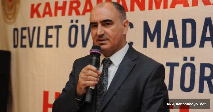 """""""ŞEHİTLERİMİZ BÜYÜK FEDAKARLIK YAPMIŞLARDIR"""""""