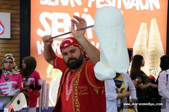 MARAŞ DONDURMA FESTİVALİ