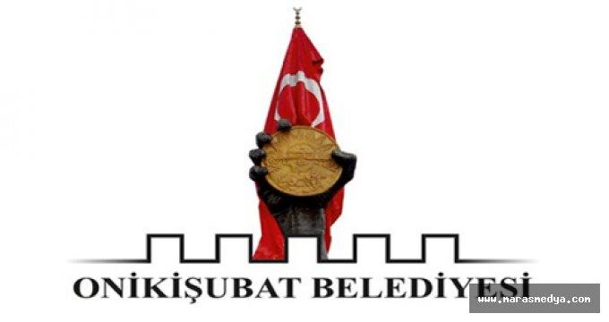 ONİKİŞUBAT BELEDİYESİ'NDEN KAMUOYU AÇIKLAMASI