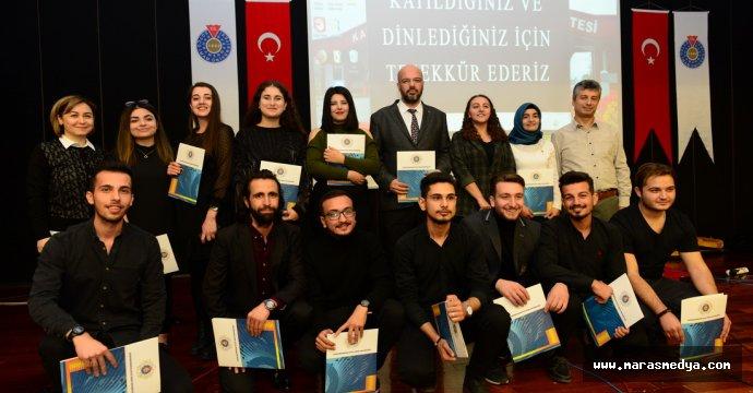 ÖĞRETMENLER GÜNÜ KSÜ'DE KUTLANDI