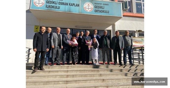 KSÜ'LÜ ÖĞRENCİLER NURDAĞI'NDA