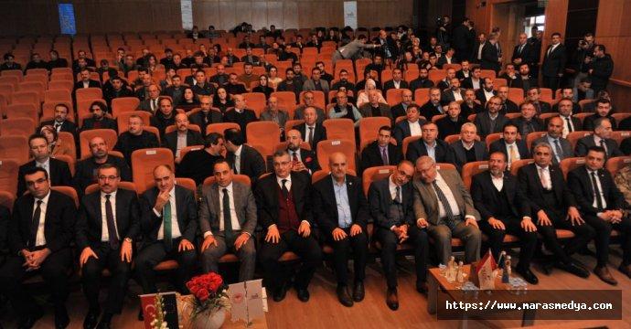 """KAHRAMANMARAŞ'TA POTANSİYEL VAR"""