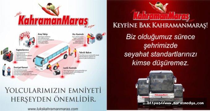LÜKS KAHRAMANMARAŞ TURİZM'DEN KAMPANYA