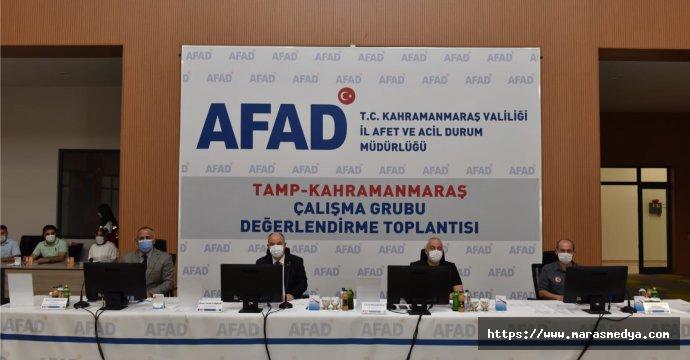 TAMP-KAHRAMANMARAŞ TOPLANTISI