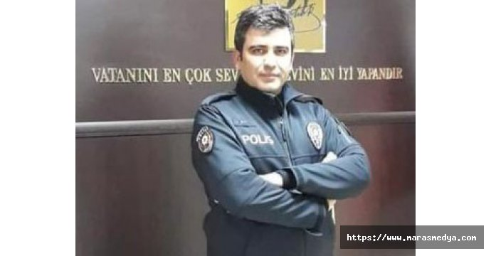 POLİS MEMURUNA OTOMOBİL ÇARPTI
