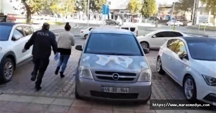 KAHRAMANMARAŞ POLİSİ ZAMANLA YARIŞTI