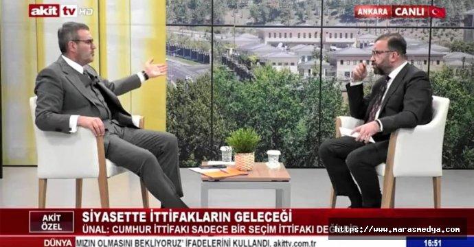 -MAHİR ÜNAL'DAN ÖNEMLİ AÇIKLAMALAR