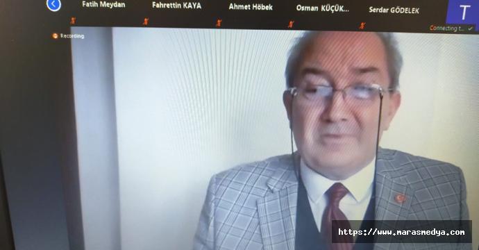 """""""AHİ EVRAN"""" KONFERANSI"""