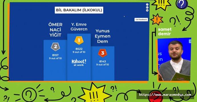 """""""BİL BAKALIM"""" KAZANDIRIYOR"""