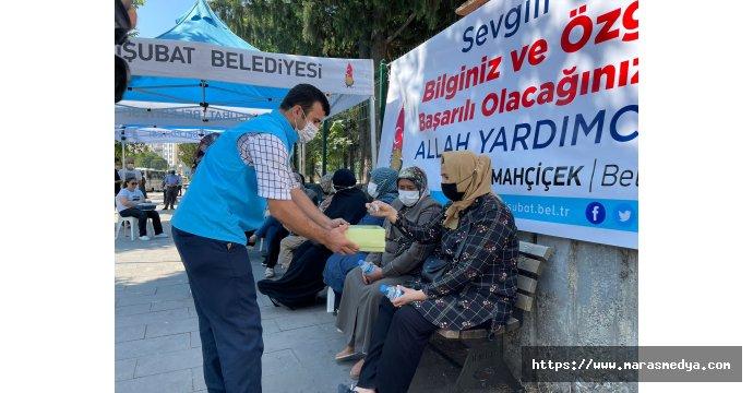 ONİKİŞUBAT BELEDİYESİ'NDEN, JEST
