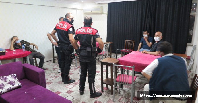 POLİSTEN BASKIN