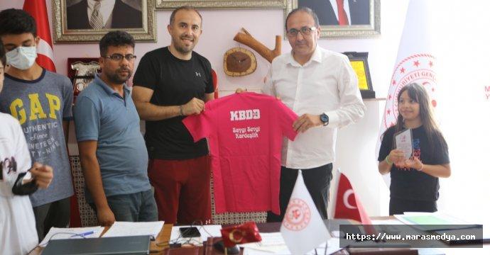 HOPUR'ATEŞEKKÜR PLAKETİ