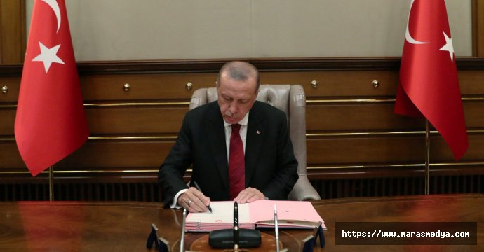 KAHRAMANMARAŞ'A YENİ KAYMAKAMLAR ATANDI