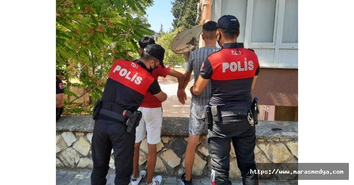 199 POLİS GÖREV ALDI
