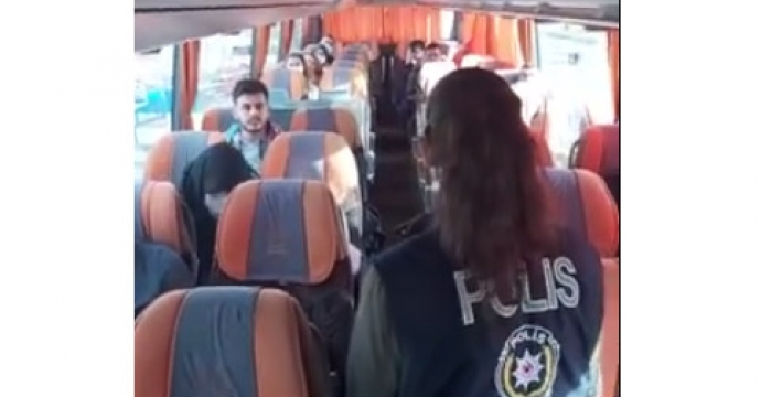 POLİS BİLGİLENDİRME YAPTI