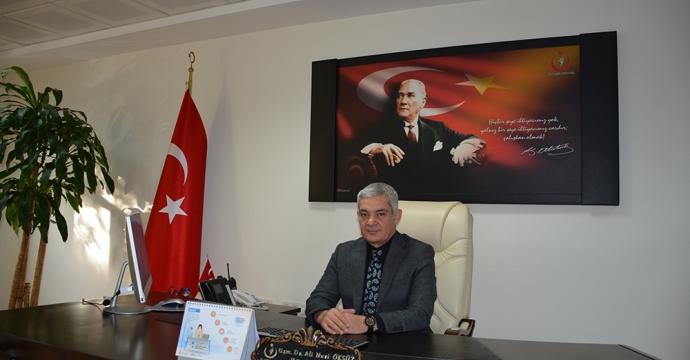 MARAŞ'TA KORONAVİRÜS TESTLERİ YAPILIYOR
