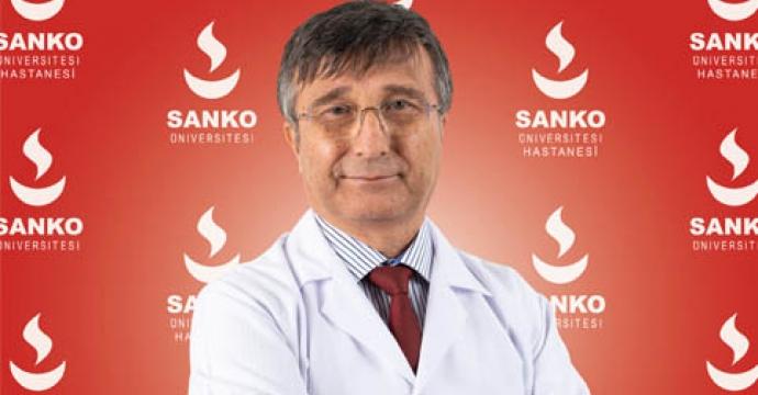 PROF. DR. YESARİ KARTER SANKO'DA