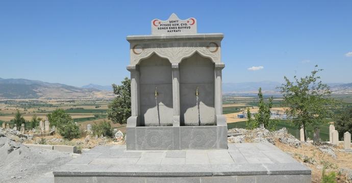 ŞEHİTLER ANISINA HAYRAT