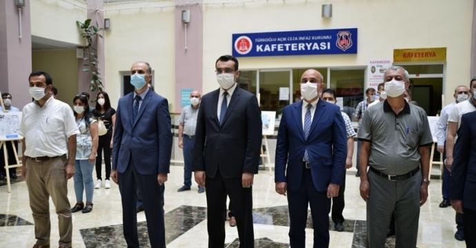 """""""ADALET"""" TEMALI RESİM YARIŞMASI TAMAMLANDI"""