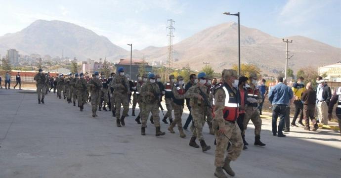 PKK/KCK OPERASYONU: 15 GÖZALTI