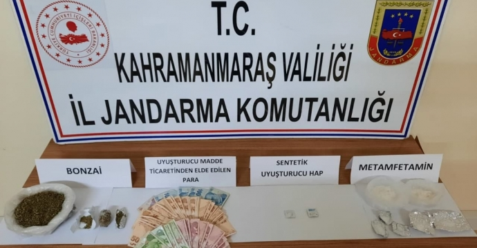 JANDARMA OPERASYON DÜZENLEDİ