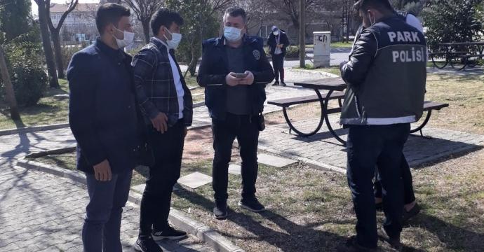 POLİS DENETİMLERİ BAŞLADI