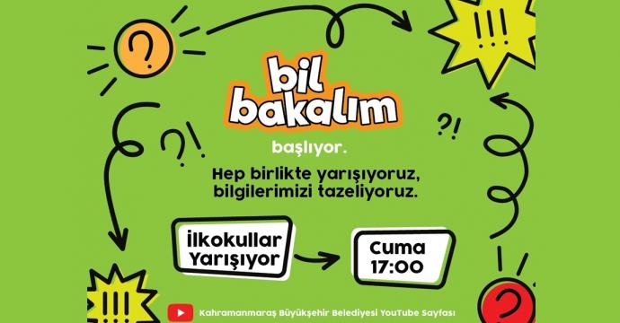 """""""BİL BAKALIM"""" DEVAM EDİYOR"""
