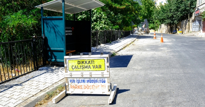 KAYABAŞI'NA PARKE