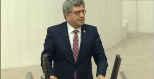 MHP'Lİ AYCAN GÖKSUN YOLU TAMAMLANSIN