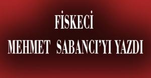 SABANCININ SİYASETTEKİ FAKTÖRÜ