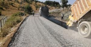 KMBB'DEN SATHİ KAPLAMA ÇALIŞMASI