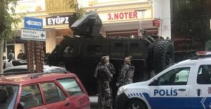 İHBARA GİDEN POLİS EKİPLERİNE SİLAHLI SALDIRI 2 POLİS YARALI