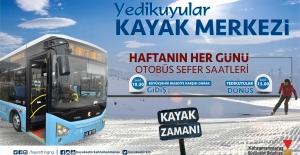YEDİKUYULAR'A SEFERLER BAŞLIYOR