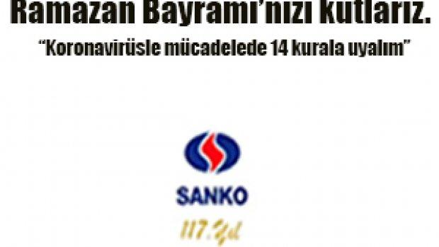 SANKO BAYRAM KUTLAMASI